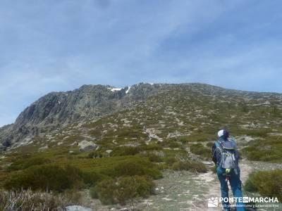 Maliciosa - Sierra de los Porrones [Serie Clásica] rutas alrededor de madrid excursiones programada